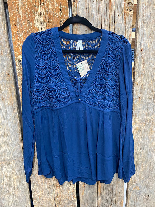 Roper Lace Top