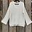 Thumbnail: Ivory Popcorn Oversized Sweater