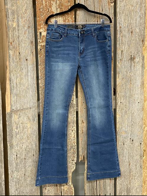 L&B High Rise Bootcut jeans