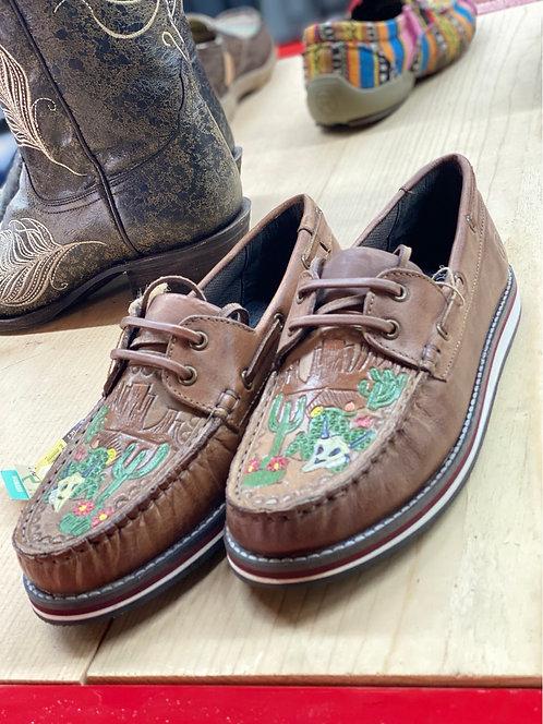 Women's Roper Bertha Cactus Shoes