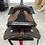 Thumbnail: Team JHA Saddle - Chocolate Suede Seat 45* Skirt