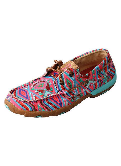 Women's TETWP Boat Shoe Driving Moc WDM0123