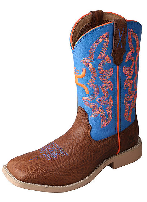Twisted X YHY0001 Hooey Western Boots Kids