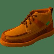 Men's Twisted X Wedge Sole Khaki Shoes MCA0031