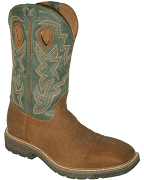 Twisted X Men's WP Steel Western Work Boots MLCSW01