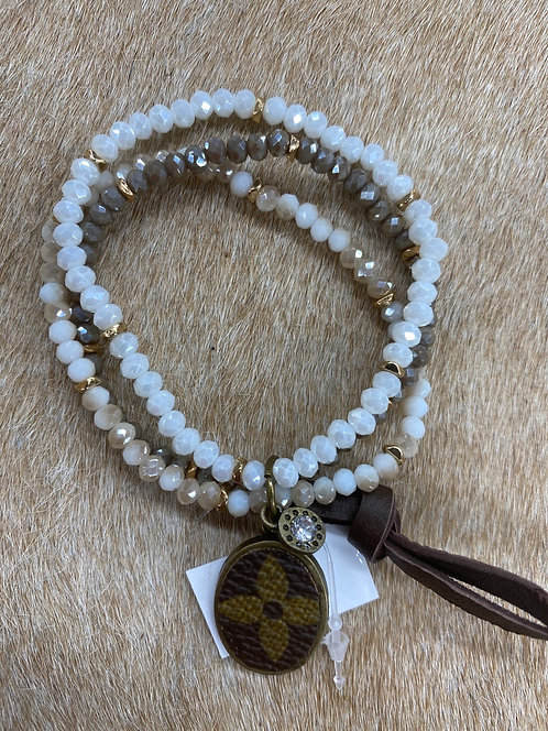 LV Nude Stacker Bracelet
