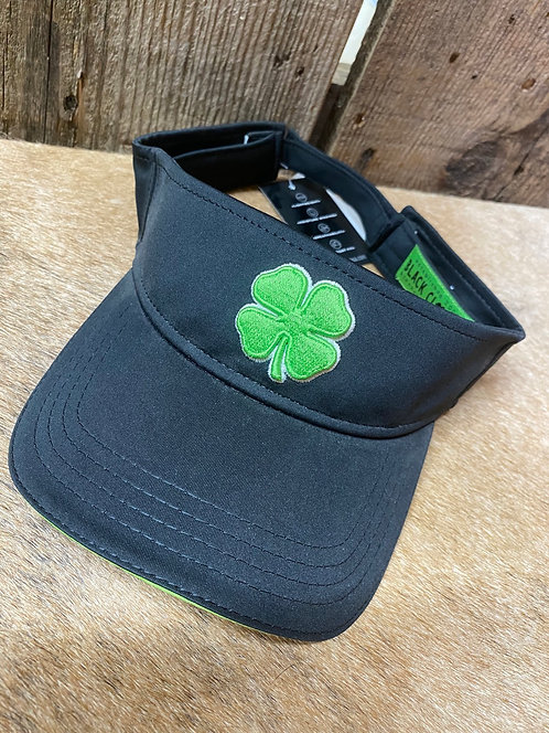 Green and Black Black Clover Cap