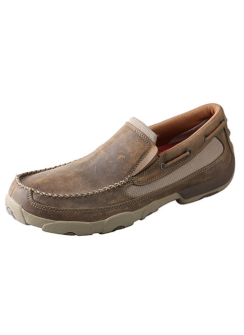 Men's Slip-on Driving Moccasin – Bomber MDMS002
