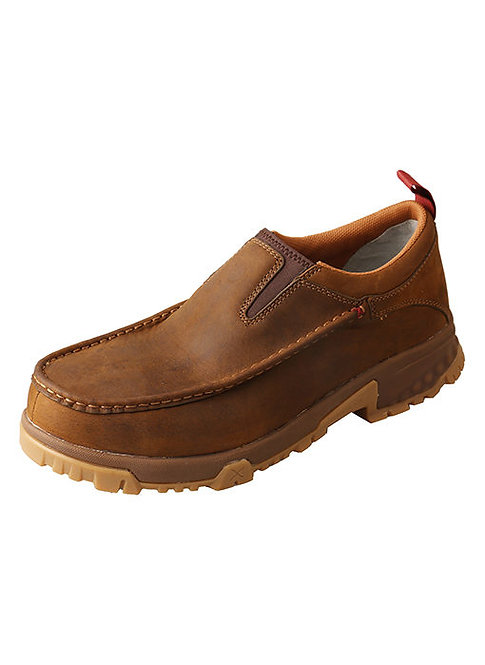 Men's Work Comp Toe Slip-On with CellStretch®