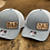 Thumbnail: DAD Grey / White - Richardson 112 Patch hat