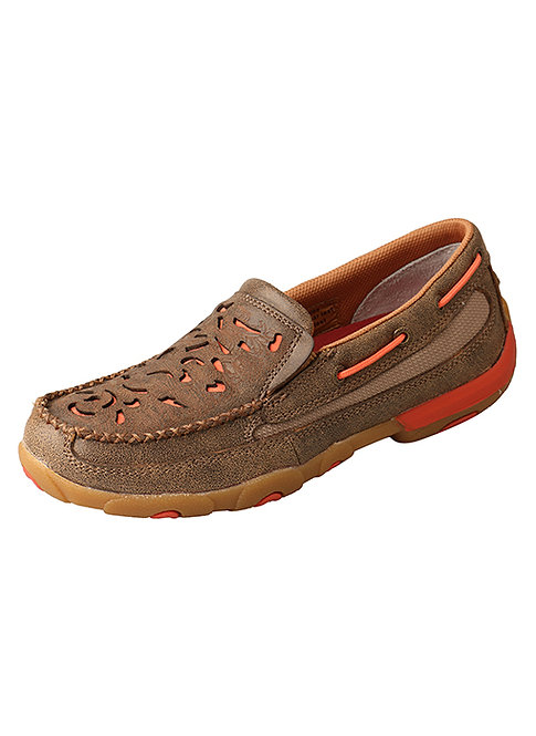 Women's Slip - On Driving Mom WDMS019