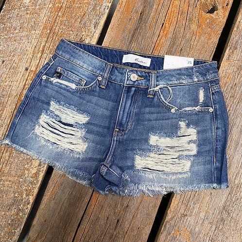 KanCan - Mid Rise Boyfriend fit Shorts