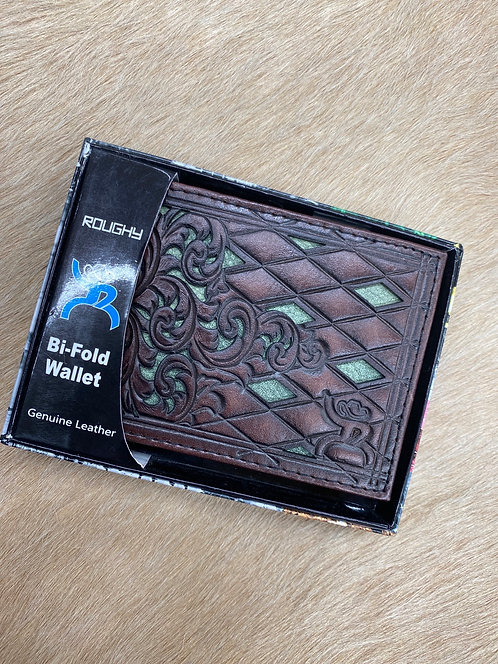Front Pocket Bifold Hooey Wallet
