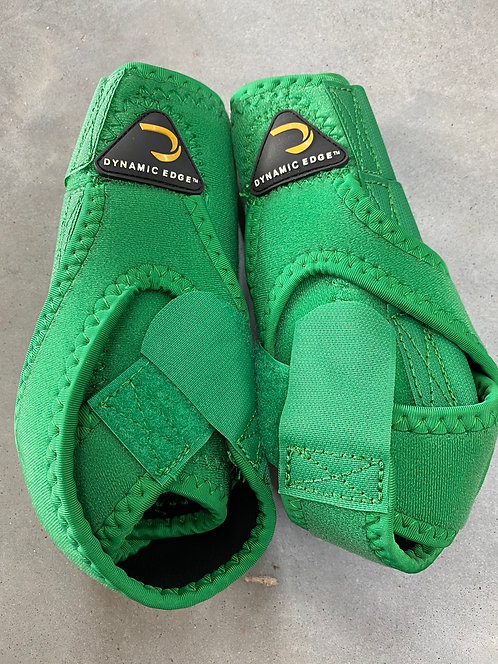Green Small Front Dynamic Edge Splint Boots