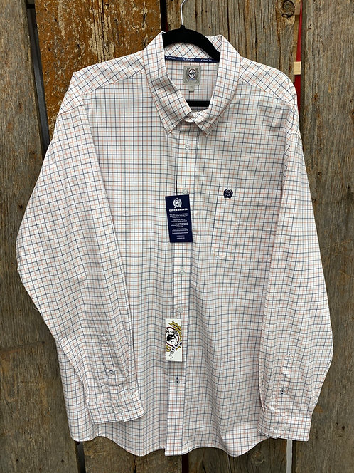 Cinch Button Up