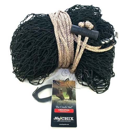Hay Chix - Large Bale Cinch Net 6'