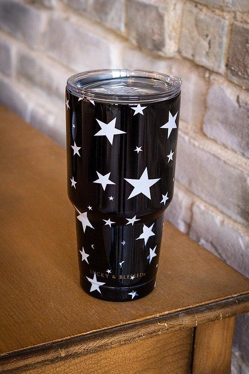 Stars Print - Tumbler