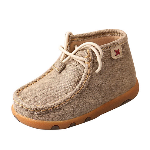 Infants Twisted X Chukka Driving Moc ICA0005