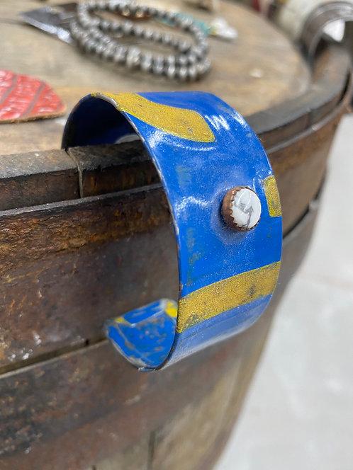 B.Twizt License Plate Bracelet