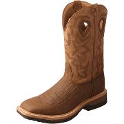 Men's Twisted X MLCCW05 Lite Weight Cowboy Work Boot