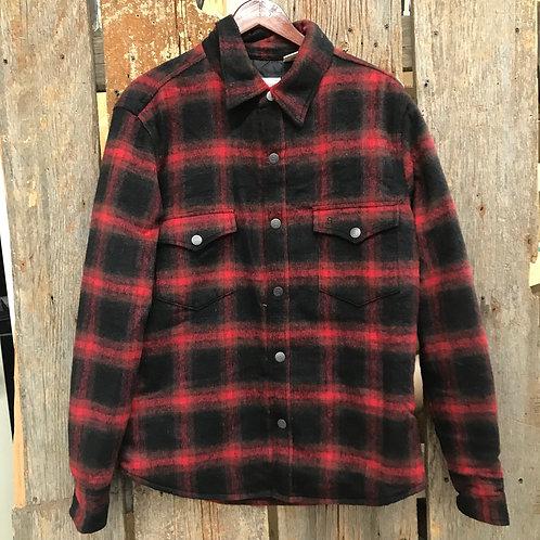 Stetson Plaid Jacket