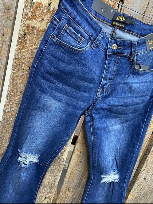 L&B Flare Trousers L19823