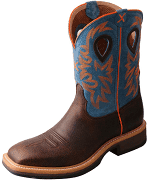 Twisted X Men's MSC0010 Cowboy Work Boot