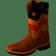 Men's Twisted X VFW Alloy Toe Work Boots MCLA007