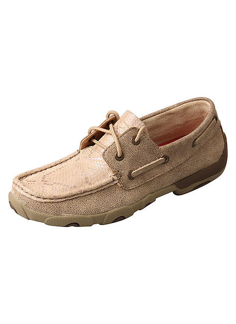 Women's Boat Shoes Driving Moc WDM0120