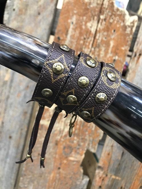 LV Studded bracelet
