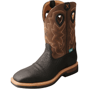 Twisted X Men's WP Steel Western Work Boots MLCSW02