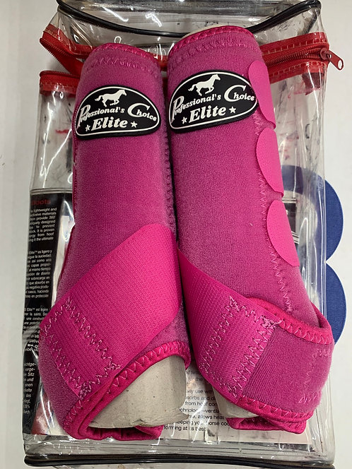 Small  Front Professional Choice Splint Boots