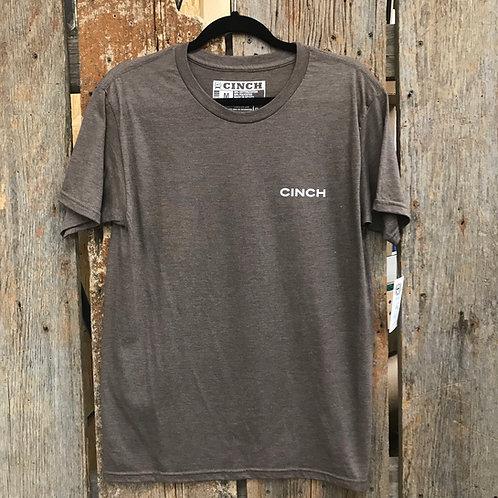 Cinch Brown T-shirt