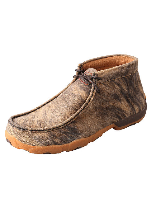 Men's Driving Moccasin – Hyena MDM0032