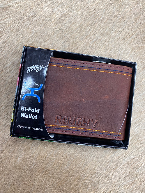 Front Pocket Bifold Hooey Wallet
