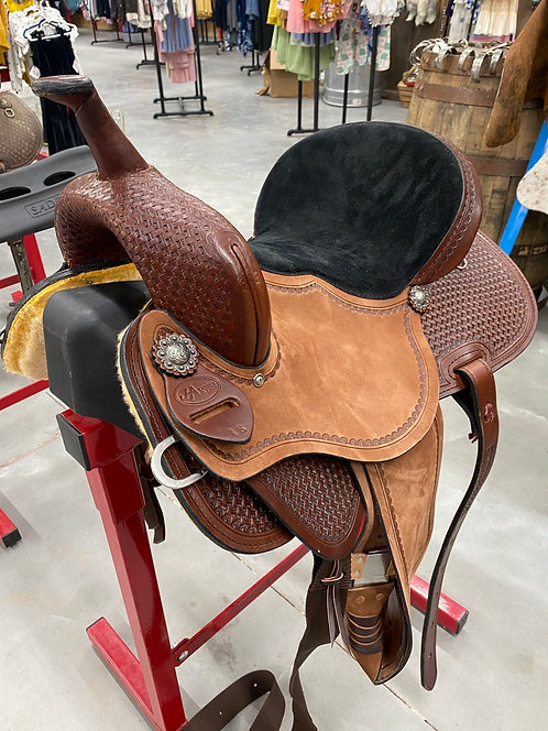 Team JHA Saddle