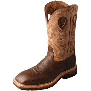 Men's Twisted X MLCS019 Lite Weight Cowboy Work Boot