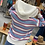 Thumbnail: Loose fit Light weight blue color black sweater