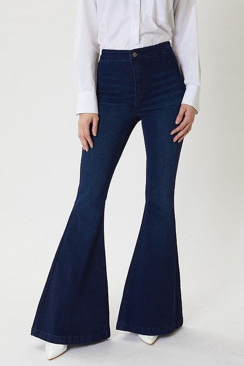 KanCan - High Rise Flare Jeans - KC6247D