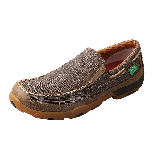 Men's Twisted X ECO Driving Moc Slip On MDMS012