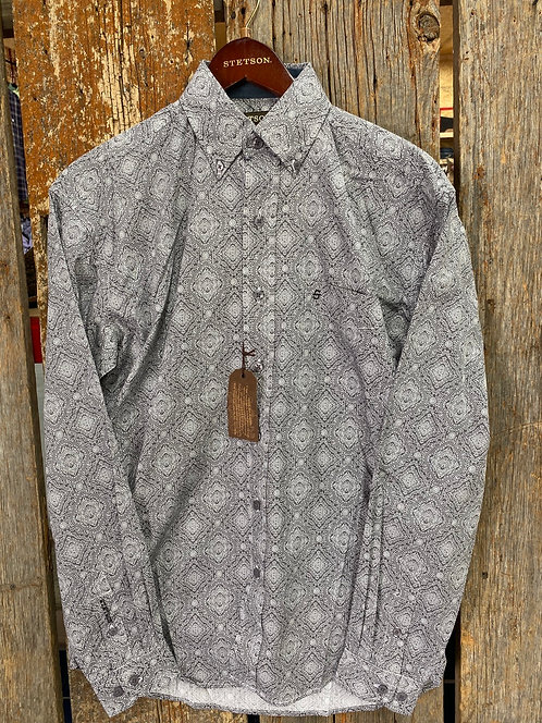 Men's Stetson Button Up 0646