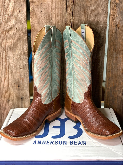 Anderson Bean - Tobacco Caiman Belly