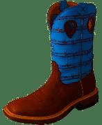 """Twisted X Men's MXBA001 12"""" Alloy Toe Western Work Boot"""