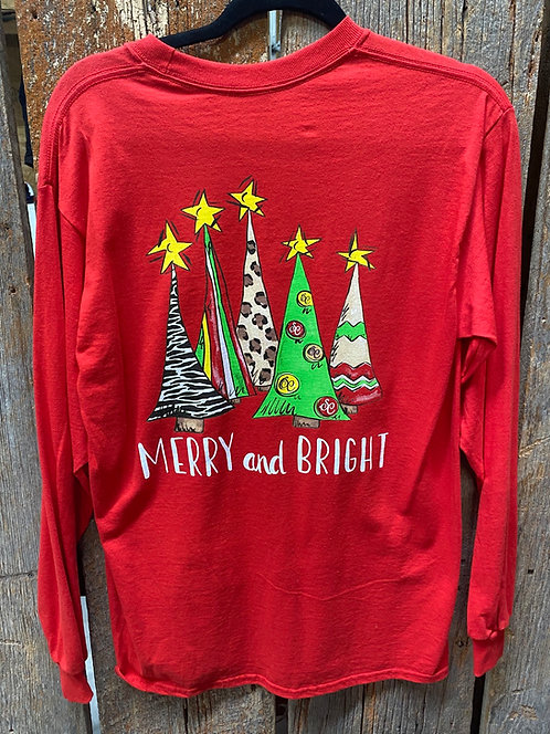 Southern Couture Christmas Tee