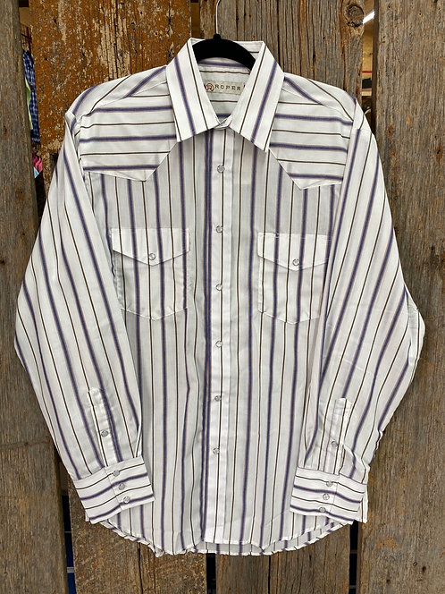 Men's Roper Button up 0673