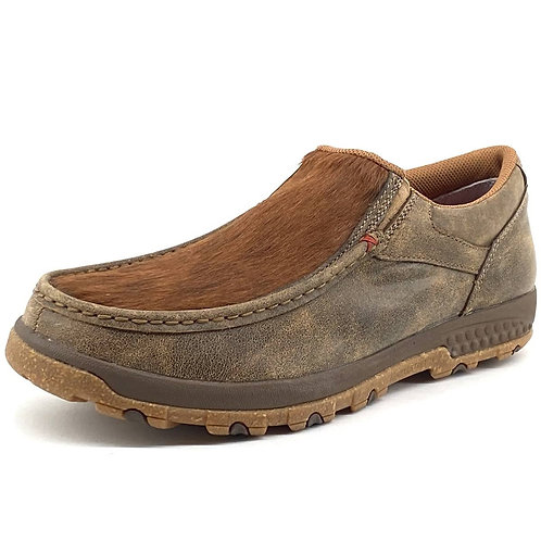 Twisted X Men's Cowhide Brindle Shoes MXC0009