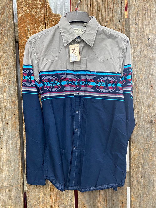 Roper Button Up