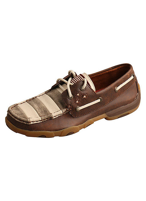 Women's VFW Boat Shoe Driving MOC WDM0100