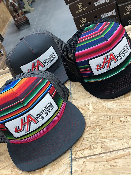 JHA Patch hats
