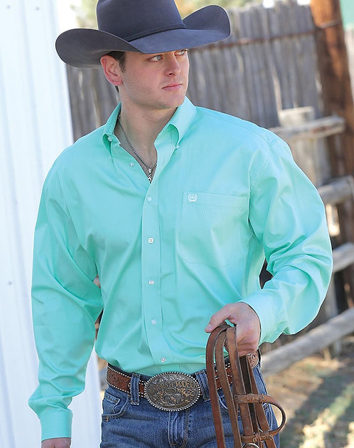 Cinch Mens - Mint Classic Fit
